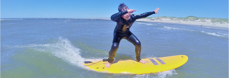 Surfen Schoolschool High 5